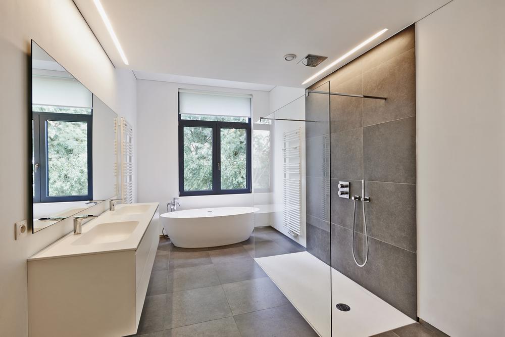 salle de bain carreau